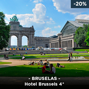 Hotel Brussels 4*
