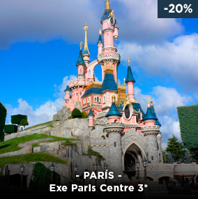 Exe Paris Centre 3*
